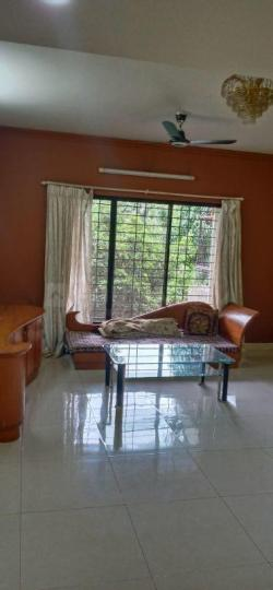 Living Room Image of 1260 Sq.ft 2 BHK Apartment for rent in Erandwane for 40000