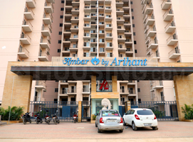 Gallery Cover Image of 1440 Sq.ft 3 BHK Apartment for buy in Arihant Arihant Ambar, Noida Extension for 6100000