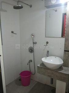 Bathroom Image of Purvi Mithila Apartment in Munnekollal