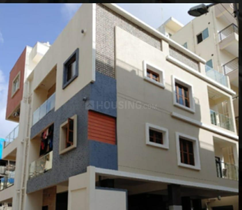 Building Image of 300 Sq.ft 1 RK Independent House for rent in Mahadevapura for 12000