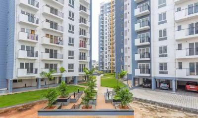 Gallery Cover Image of 1850 Sq.ft 3 BHK Apartment for buy in ASV Alexandria, Sholinganallur for 12100000