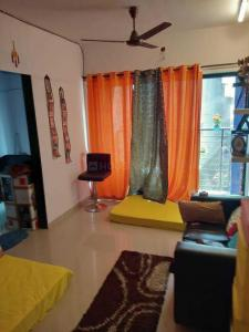 Gallery Cover Image of 720 Sq.ft 1 BHK Apartment for rent in Andheri West for 42000