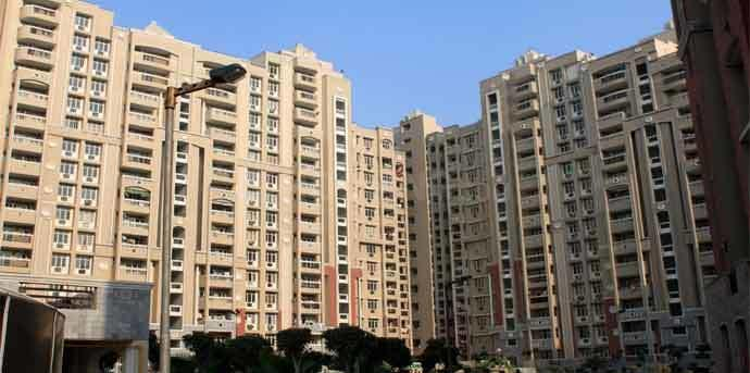 Building Image of 1515 Sq.ft 3 BHK Apartment for buy in PI Greater Noida for 6600000