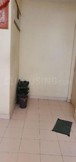 Living Room Image of 525 Sq.ft 1 BHK Apartment for rent in Thane West for 19000