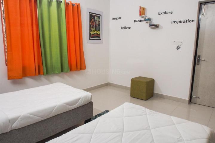 सेक्टर 48 में कोहो के बेडरूम की तस्वीर