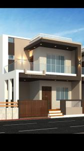 Gallery Cover Image of 1450 Sq.ft 3 BHK Villa for buy in Dhirubhai Wadi for 4000000