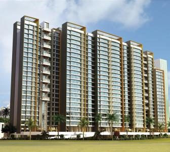 Gallery Cover Image of 1019 Sq.ft 2 BHK Apartment for buy in Aadi Allure Wings A To E, Bhandup East for 13900000