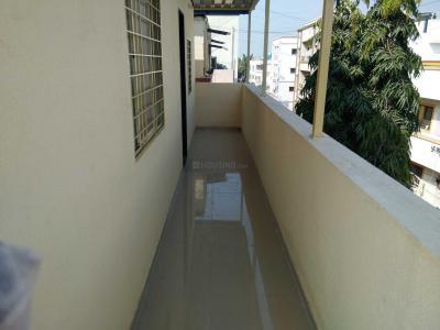 Balcony Image of Pavani PG in Kharadi