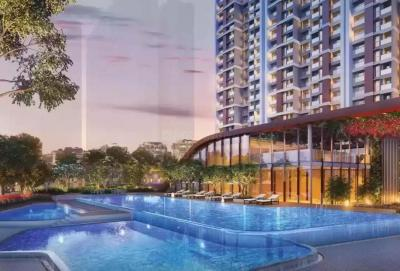 Gallery Cover Image of 2060 Sq.ft 4 BHK Apartment for buy in Shapoorji Pallonji Northern Lights, Thane West for 28200000