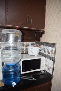 Kitchen Image of PG 4040284 Patel Nagar in Patel Nagar