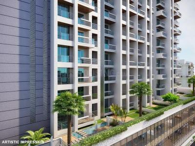 Gallery Cover Image of 700 Sq.ft 1 BHK Apartment for buy in Mira Road East for 6000000