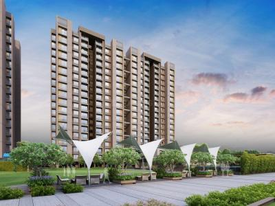 Gallery Cover Image of 2013 Sq.ft 3 BHK Apartment for buy in Goyal Orchid Legacy, Shela for 6466000