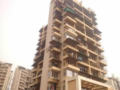 Gallery Cover Image of 1500 Sq.ft 3 BHK Apartment for rent in Kharghar for 33000
