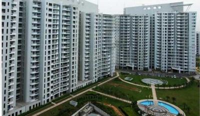 Gallery Cover Image of 2810 Sq.ft 4 BHK Apartment for buy in DLF The Icon, Sector 43 for 36000000