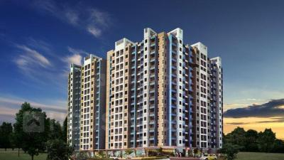 Gallery Cover Image of 650 Sq.ft 1 BHK Apartment for buy in Garden Avenue - K, Virar West for 3250000