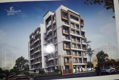 Gallery Cover Image of 650 Sq.ft 1 BHK Apartment for buy in Kharghar for 5000000
