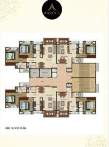 Gallery Cover Image of 755 Sq.ft 1 BHK Apartment for buy in Asaya Aurous, Kopar Khairane for 10500000