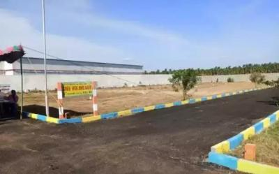 1200 Sq.ft Residential Plot for Sale in Srinivasapuram, Dindigul