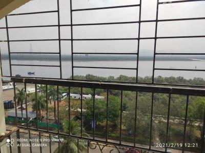 Gallery Cover Image of 1100 Sq.ft 2 BHK Apartment for rent in Belapur CBD for 30000