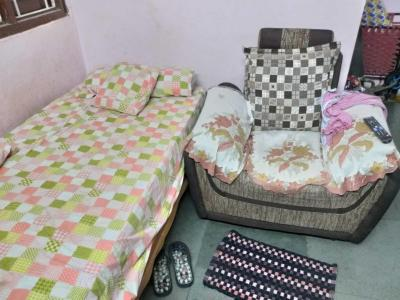 Bedroom Image of Lucky PG in Uppal