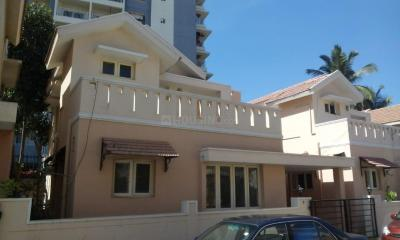 Gallery Cover Image of 1680 Sq.ft 3 BHK Villa for buy in Enchanted Woods, Chansandra for 12800000