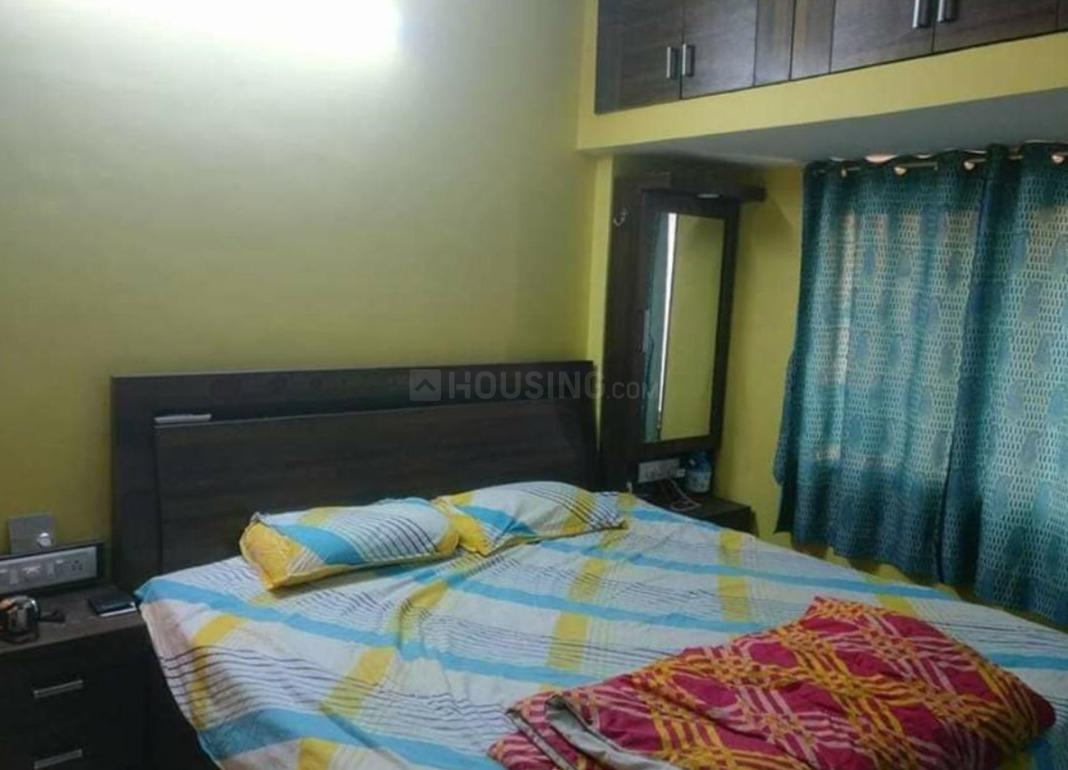 Bedroom Image of 1100 Sq.ft 2 BHK Apartment for buy in Hinjewadi for 3800000