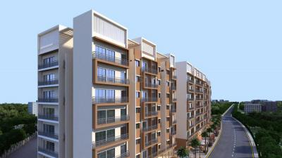 Gallery Cover Image of 460 Sq.ft 1 BHK Apartment for buy in Unimont Aurum, Karjat for 1900000