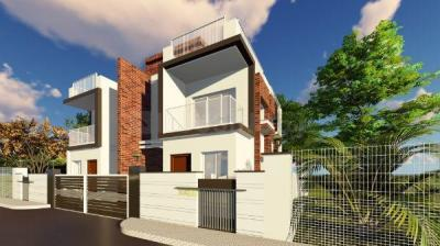Gallery Cover Image of 980 Sq.ft 3 BHK Villa for buy in Barasat for 2500000