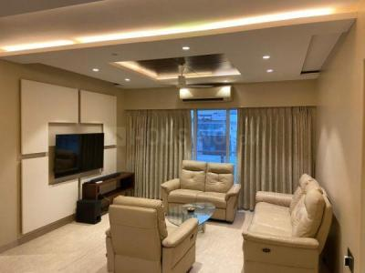 Gallery Cover Image of 1450 Sq.ft 3 BHK Apartment for rent in Uday Bhanu, Santacruz West for 175000