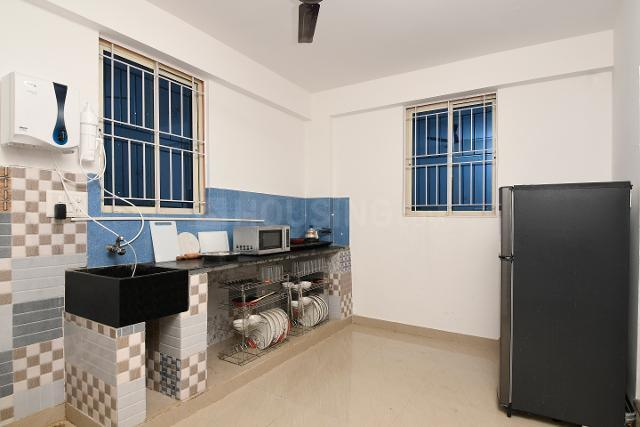 Kitchen Image of Oyo Life Blr1152 Marathahalli in Marathahalli