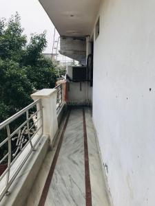 Balcony Image of Baba PG in DLF Phase 1