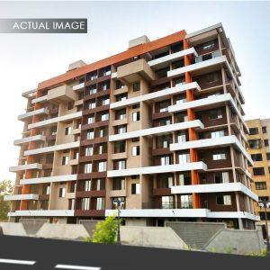 Gallery Cover Image of 1120 Sq.ft 2 BHK Apartment for buy in Swastik Tower, Panvel for 8950000