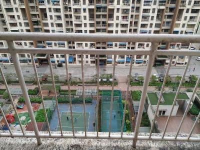 Gallery Cover Image of 1200 Sq.ft 2 BHK Apartment for rent in Neelsidhi Amarante, Kalamboli for 21000