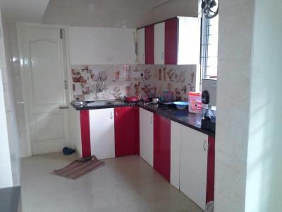 Kitchen Image of Aasphire Heights in Marathahalli