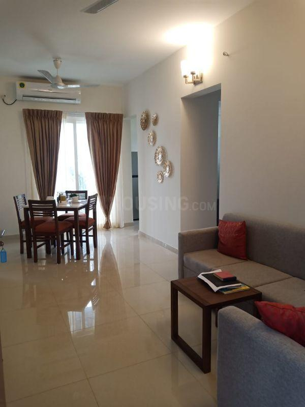 Living Room Image of 1100 Sq.ft 2 BHK Independent House for buy in Puzhal for 4100000
