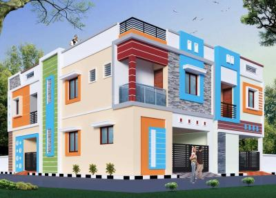 Gallery Cover Image of 1500 Sq.ft 3 BHK Independent House for buy in Madhanandapuram for 7000000
