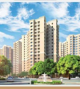 Gallery Cover Image of 911 Sq.ft 2 BHK Apartment for buy in Shilphata for 6100000