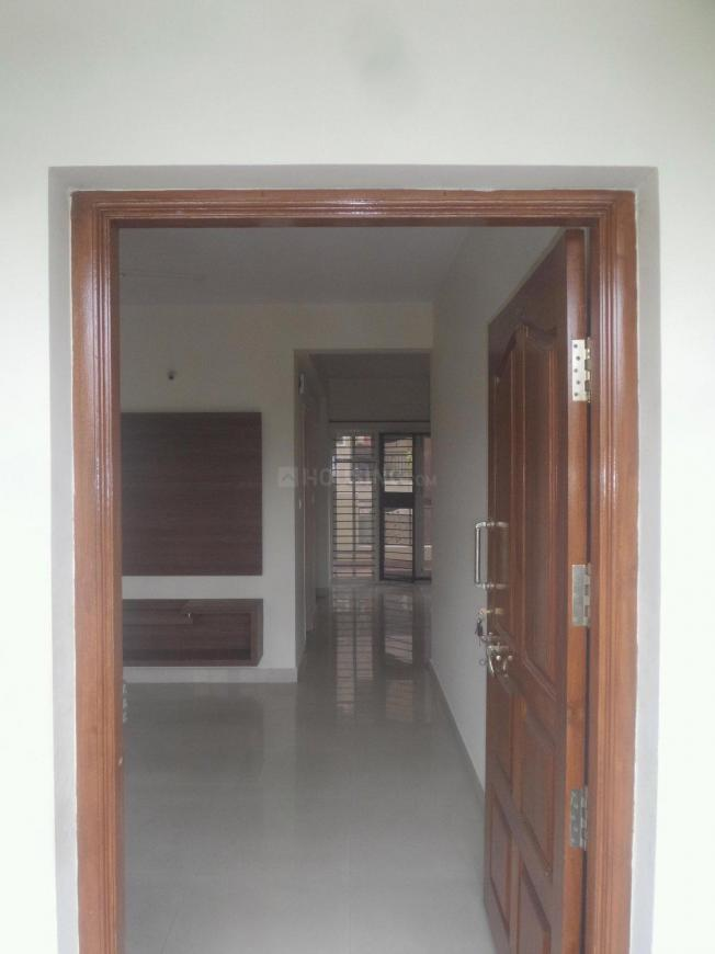 Main Entrance Image of 1200 Sq.ft 2 BHK Apartment for rent in Sahakara Nagar for 24000