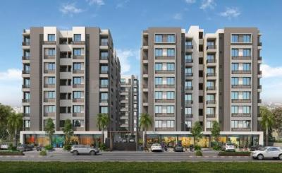 Gallery Cover Image of 1044 Sq.ft 2 BHK Apartment for buy in Omkar Dhairya Paradise, Isanpur for 2800000