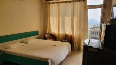 Gallery Cover Image of 540 Sq.ft 1 RK Apartment for rent in Habitech Spectrum, Noida Extension for 9000