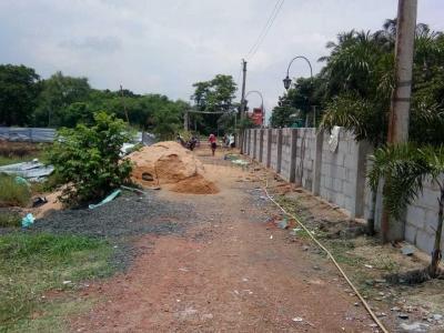 Gallery Cover Image of  Sq.ft Residential Plot for buy in Joka for 260000