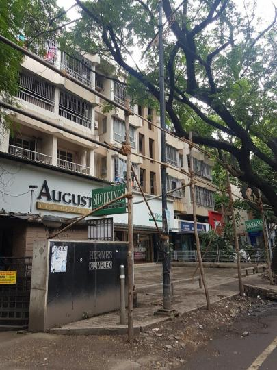 Building Image of 1560 Sq.ft 3 BHK Apartment for buy in Hermes Complex, Sangamvadi for 22500000