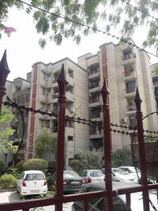 Gallery Cover Image of 1600 Sq.ft 3 BHK Apartment for rent in Sector 4 Dwarka for 25000