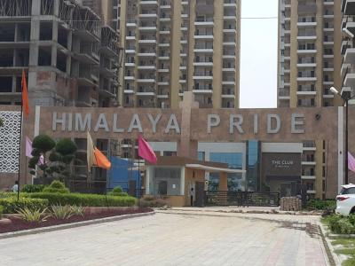 Gallery Cover Image of 1671 Sq.ft 3 BHK Apartment for rent in Noida Extension for 12500