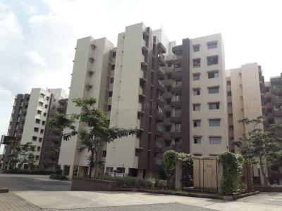 Gallery Cover Image of 584 Sq.ft 1 BHK Apartment for rent in Palava Phase 1 Nilje Gaon for 12000