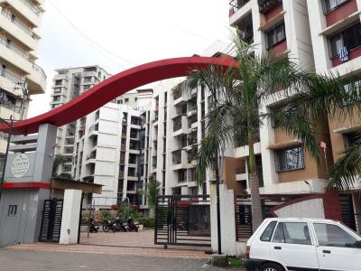 Gallery Cover Image of 680 Sq.ft 1 BHK Apartment for rent in Kalyan West for 9000