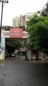Gallery Cover Image of 545 Sq.ft 1 BHK Apartment for rent in Kasarvadavali, Thane West for 15000