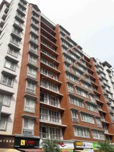 Gallery Cover Image of 1665 Sq.ft 4 BHK Apartment for rent in Sumit Sumit Artista, Santacruz East for 100000