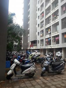 Gallery Cover Image of 945 Sq.ft 2 BHK Apartment for rent in Chheda Rameshwar Towers, Mira Road East for 18000