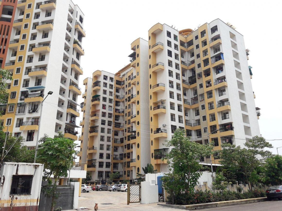 Building Image of 1120 Sq.ft 3 BHK Apartment for rent in Kalyan West for 25000